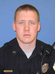 Officer Rory Benjamine